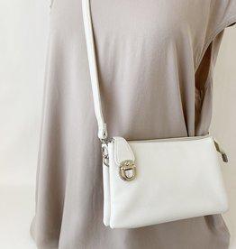Caracol CLEARANCE: Multi-pocket Cross-body Bag