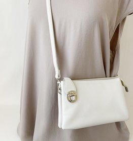 Caracol Multi-pocket Cross-body Bag