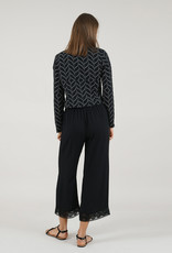 Molly Bracken Front Gathered Blouse
