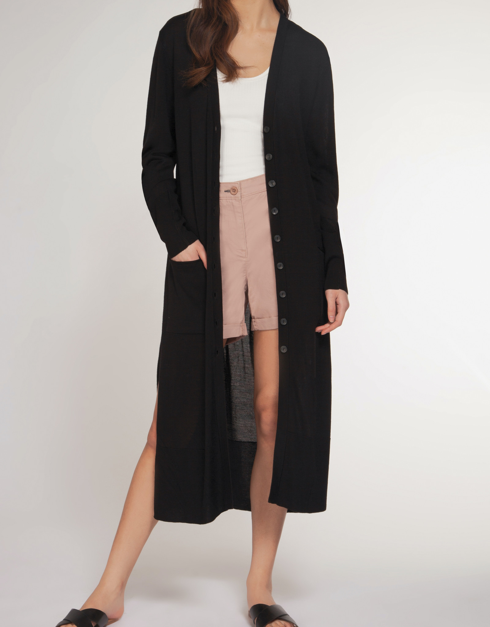Dex CLEARANCE: Duster Cardigan