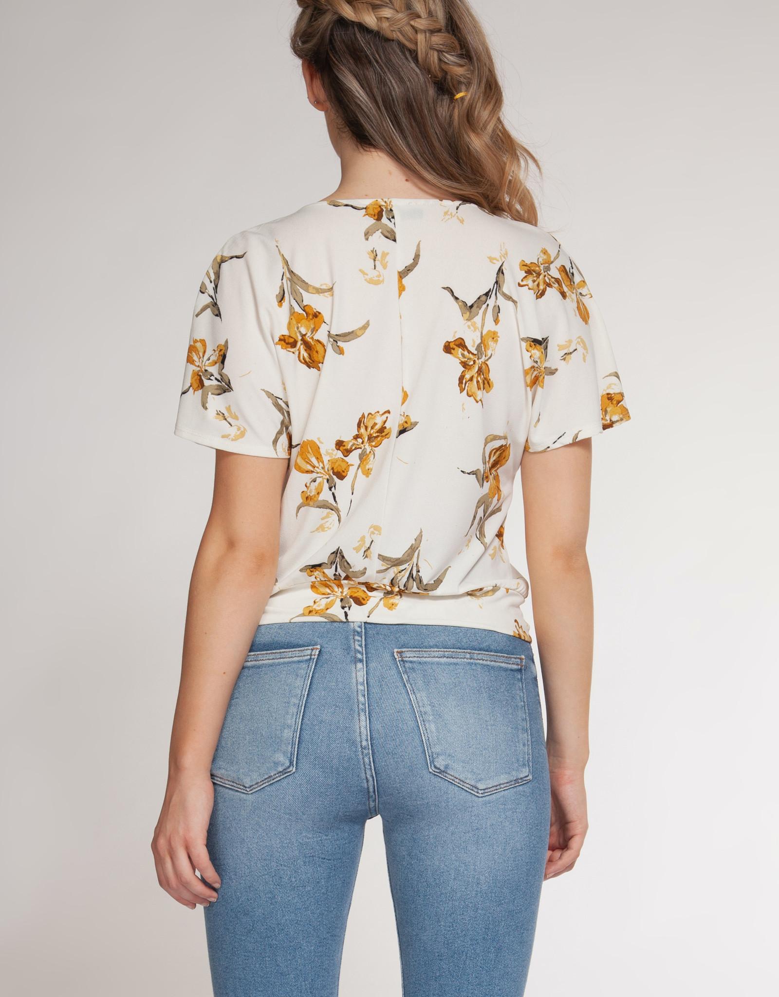 Dex V-Neck Floral Top