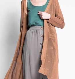 Pink Martini CLEARANCE: Pointelle Duster Cardigan