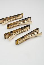 Garbo 4-Pack Hair Clips