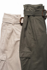 Pink Martini Relaxed Trouser with Cargo Pockets