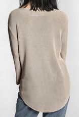 Pink Martini U-Neck Sweater Top