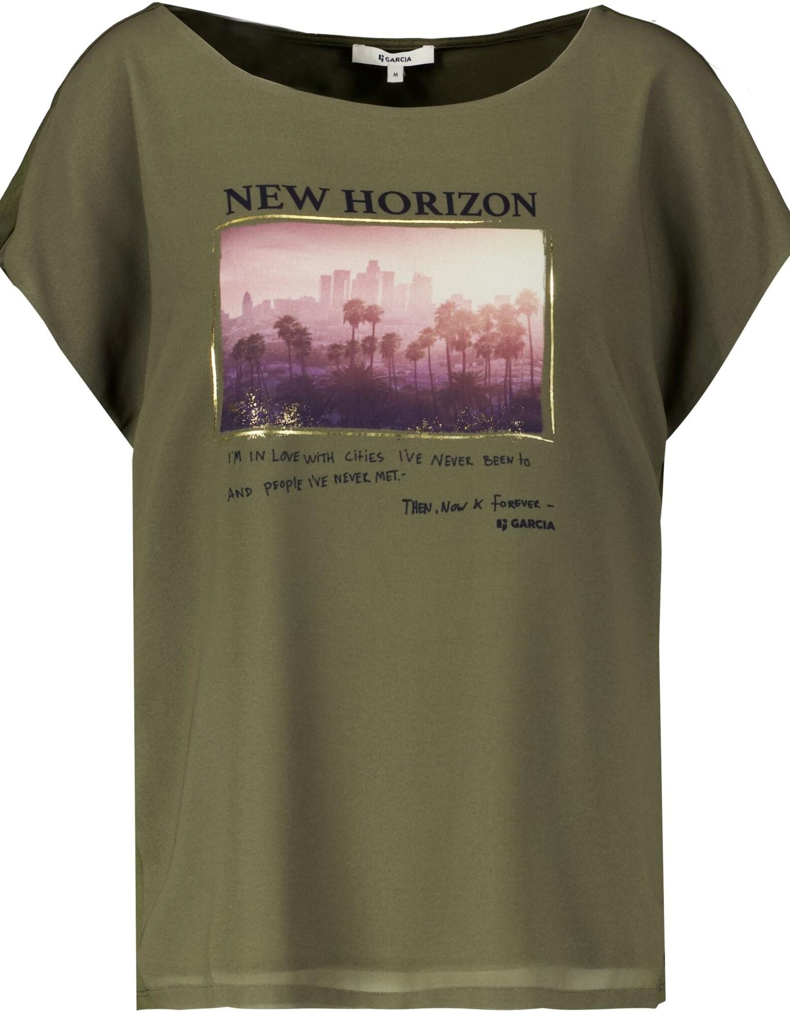 Garcia New Horizon Graphic Tee