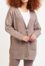 Dex Oversized Button-Down Cardigan
