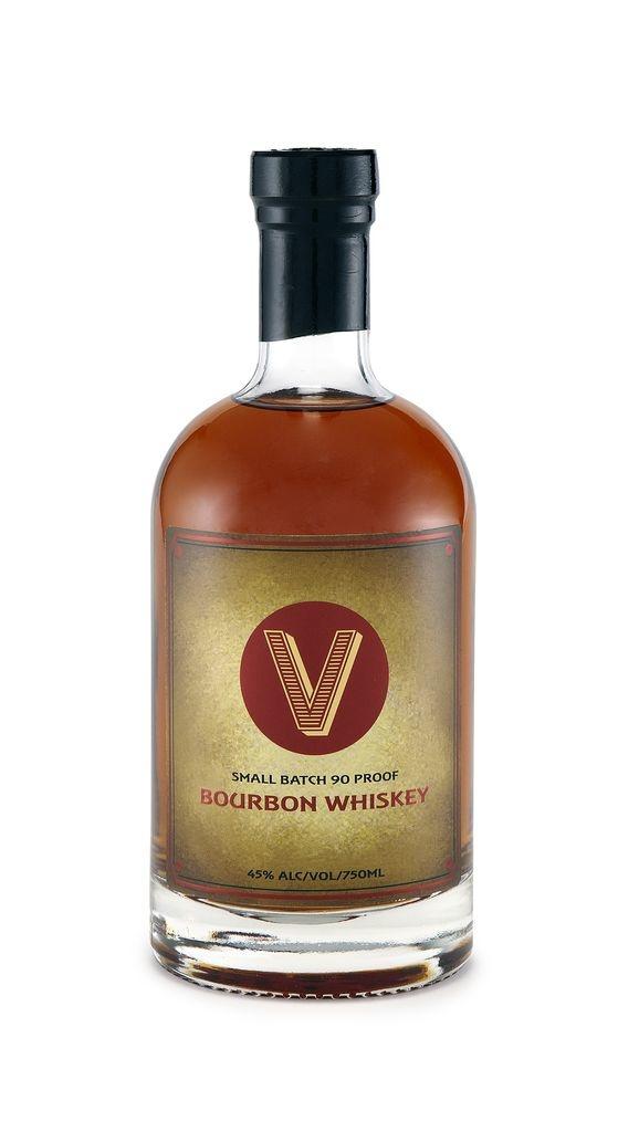 Yahara Bay V Bourbon Small Batch Whiskey 90 proof