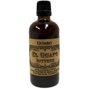 El Guapo Gumbo Bitters 4oz