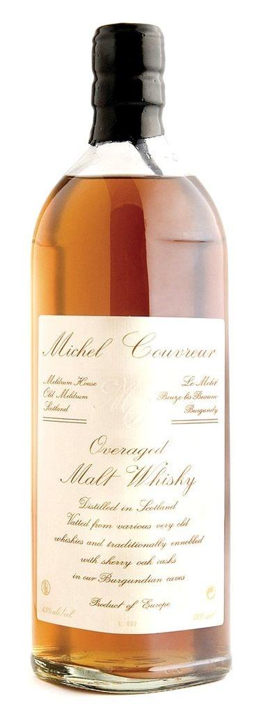 Michel Couvreur Overaged Malt Whisky 750ml