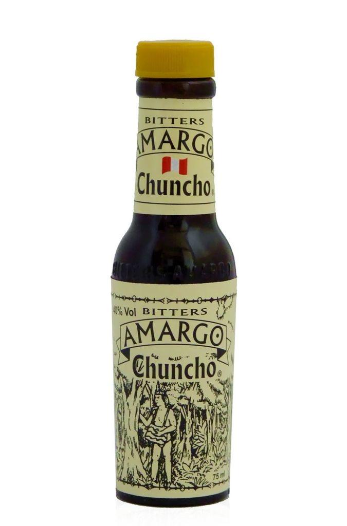 Amargo Chuncho Bitters 75ml