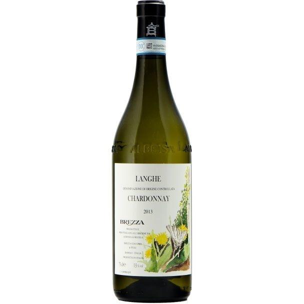 Brezza Langhe Chardonnay 2018 750ml