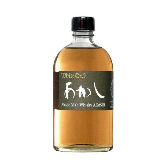 Akashi White Oak Single Malt 750ml