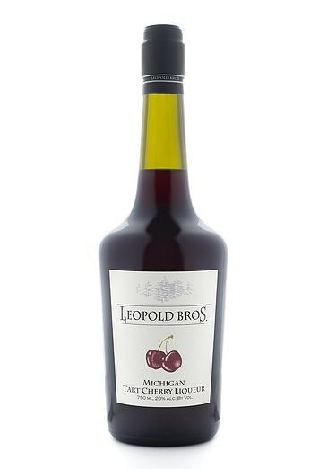 Leopold Brothers Tart Cherry Liqueur 750ml