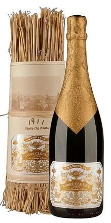 André Clouet 1911 Brut Grand Cru Champagne NV 750ml
