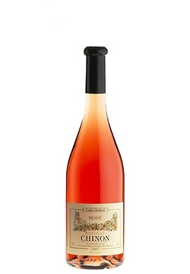 """Couly Dutheil Chinon Rosé """"Rene Couly"""" 2020 750ml"""