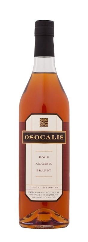 Osocalis Rare Alambic Brandy California 750ml