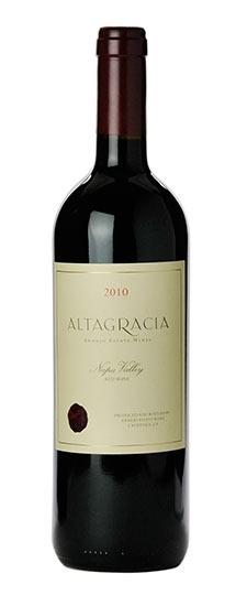 Araujo Altagracia Napa Red 2011 750ml