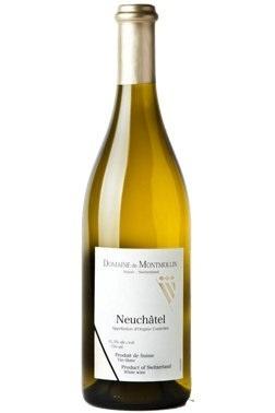 Domaine de Montmollin Neuchatel Chasselas 2019 750ml