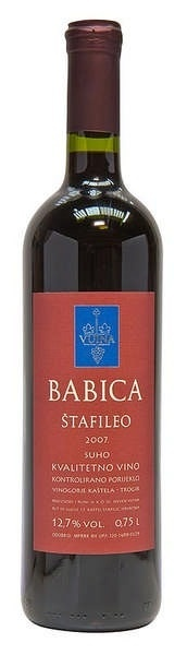 Vuina Babica Stafileo 2016 750ml