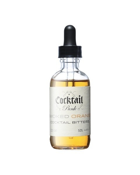 Cocktail Punk Smoked Orange Bitters 2oz