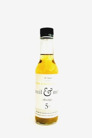 Cecil & Merl Lemon Ginger Bitters 5oz