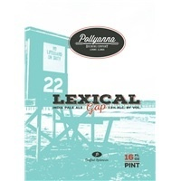 Pollyanna Lexical Gap 16oz 4pk Cans