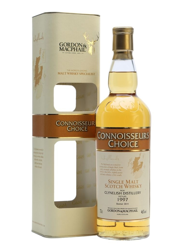 Gordon & Macphail Connoisseurs Choice Clynelish 11 Year 750ml