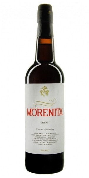 "Hidalgo ""Morenita"" Cream Sherry 750ml"