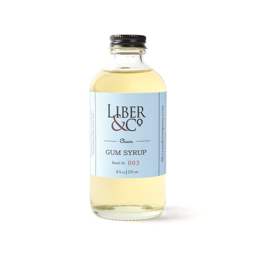 Liber & Co. Gum Syrup 250ml