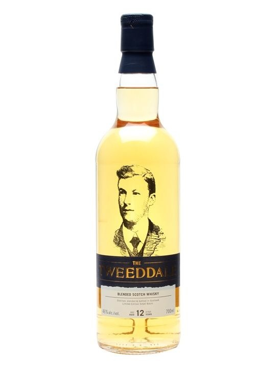 Tweeddale 12 Year Blended Scotch 750ml