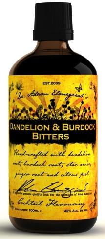 Dr. Adam Elmegirab's Dandelion & Burdock Bitters 100ml