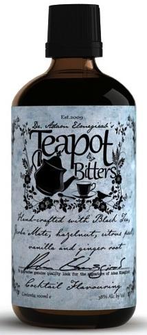 Dr. Adam Elmegirab's Teapot Bitters 100ml