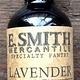 E. Smith Mercantile Lavender Bitters 2oz