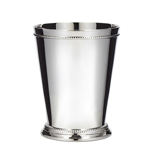 Cocktail Kingdom Nickel Plated Julep Cup