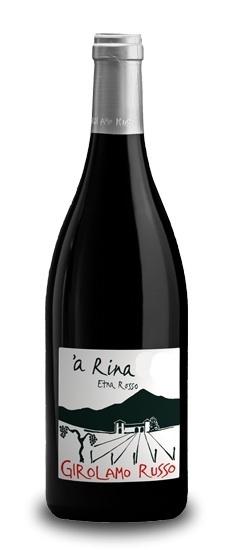 """Girolamo Russo """"'a Rina"""" Etna Rosso 2017 750ml"""