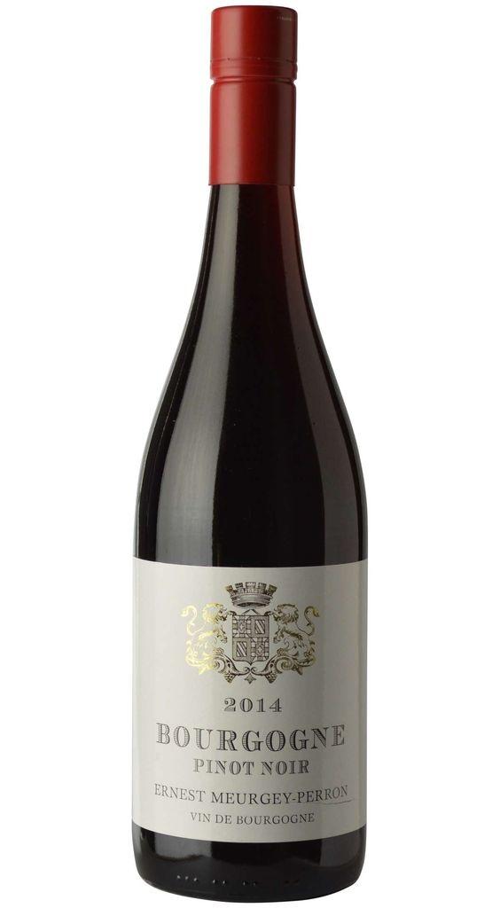 Ernest Meurgey-Perron Bourgogne Rouge Pinot Noir 2015 750ml