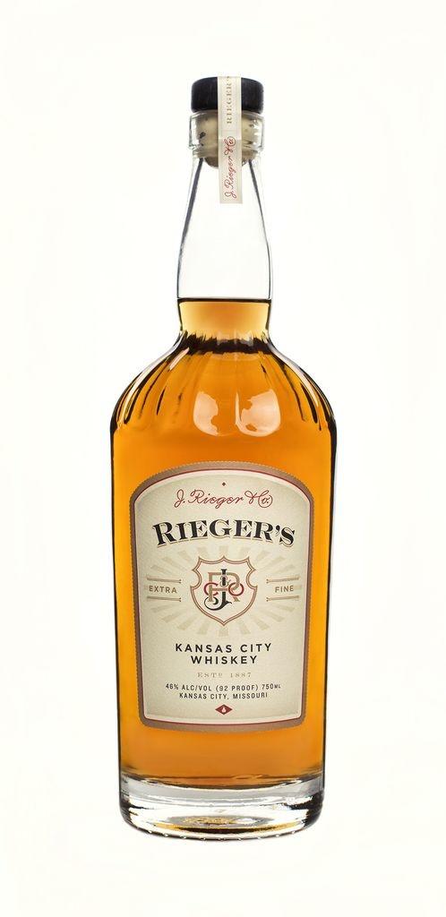 J. Rieger + Co. Kansas City Whiskey 750ml