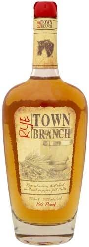 Town Branch Rye Lexington Kentucky 750ml