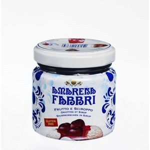 Amarena Fabbri Cherries (Small Jar) 120g