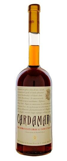 Cardamaro Vino Aromatizzato  Amaro 750ml