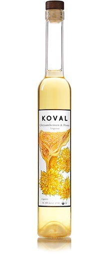 Koval Chrysanthemum Honey Liqueur 375ml