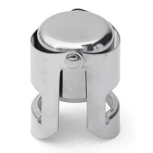 Chrome Champage Stopper