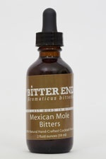Bitter End Mexican Mole Bitters 2oz