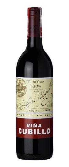 "Lopez de Heredia Vina Tondonia ""Vina Cubillo"" Crianza 2012 750ml"