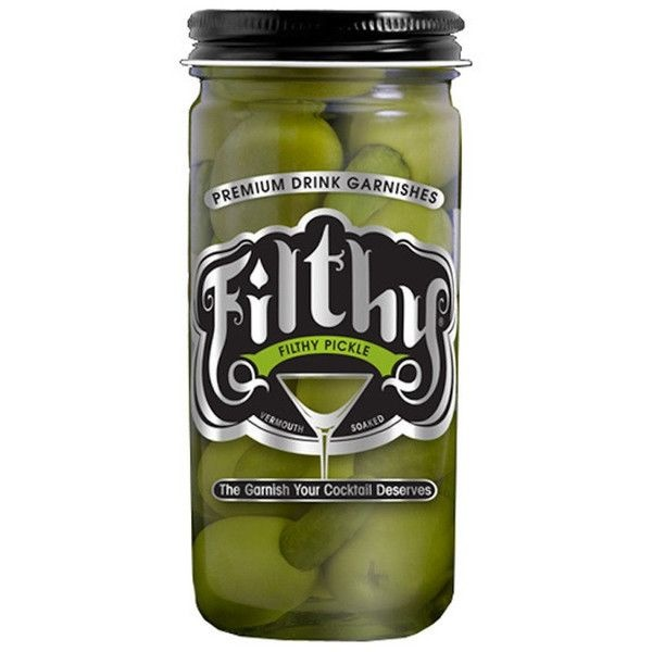 Filthy Pickle Stuffed Olives 8oz