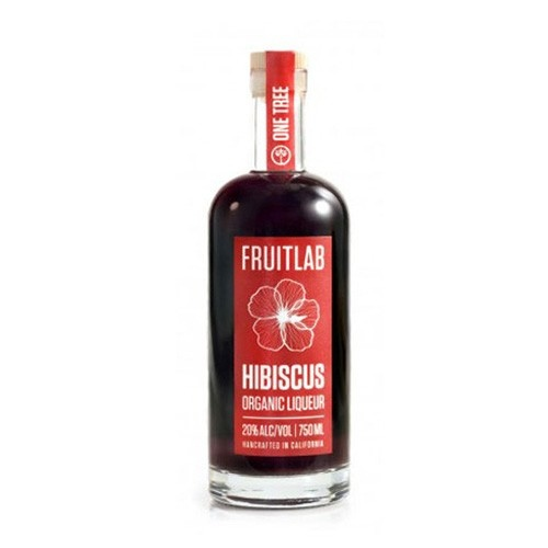 Greenbar Distillery Fruit Lab Hibiscus Organic Liqueur 750ml
