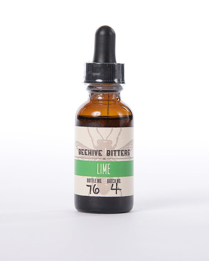 Beehive Bitters Lime 1oz