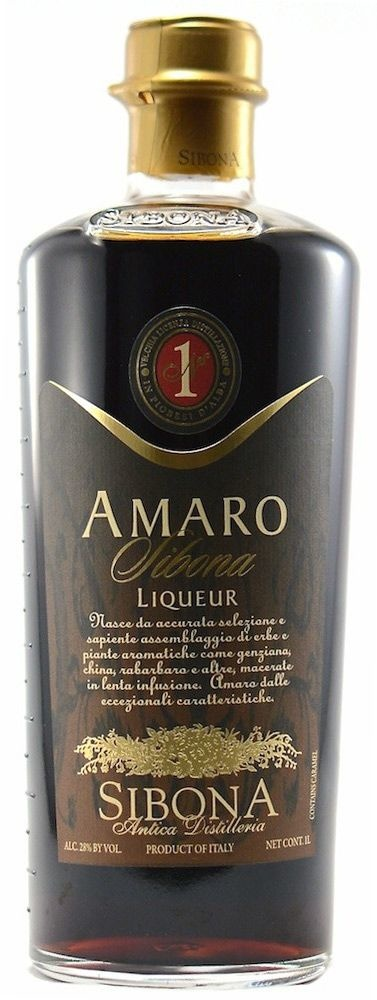Sibona Amaro 1 Liter