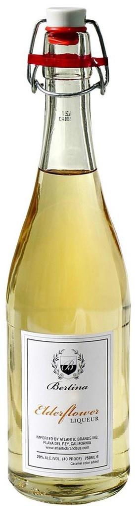 Bertina Elderflower Liqueur 750ml